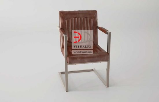 3D chair modeling
